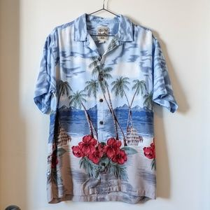 Vintage Steve & Barry's Hawaiian shirt